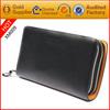 Wholesale plain clutch bag pu men leather wallet