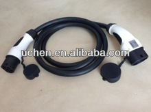 Ev charge points IEC62196-2 7-pins plugs