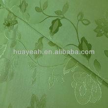 jacquard flower design upholstery materials for sofa