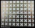 hebei decorativi pannelli metallici forati lamiera di ottone prezzo più basso