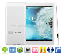 Best quality super dx tablet with android4.2.2 7.85'' inch tablet pc