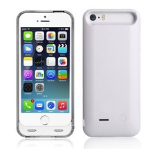 External Battery Charger Case For iPhone5s with MFI,Backup Battery Charger For iPhone5s with MFI