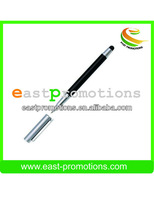 2 in 1 metal stylus pen for touch screens with ball-point pen