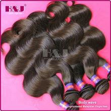 Best Sales virgin Unprocessed H&J Malaysian Body Wave hair reviews