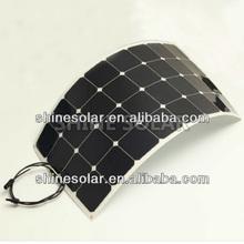 Customized 12V 24V 48V Waterproof Slim & Light Flexible Solar Panel