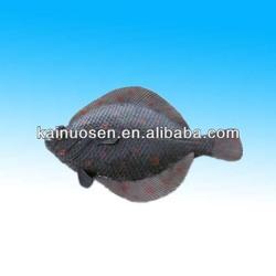 polyresin wholesale blank fridge magnets with fish shape