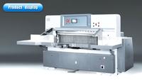QZX1300W thermal printer auto cutter guillotine sheet paper cutting