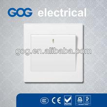 Perfect PC panel rocker switch in UK standard