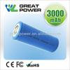 IEC62133 standard e huge vamo 26650 battery