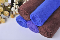 microfiber cleaning towel for automobile