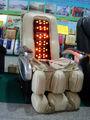 العلاج بالأشعة دون الحمراء rk-3101y، jadestone وسرير التدليك كرسي التدليك