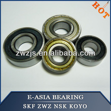 different kinds of bearings