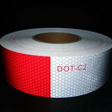 Reflective Tape For Trailers, dot-c2, FMVSS 108 Standard HI-INT-180012