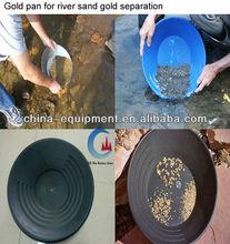 10.5'' Black, Gold basin, Sluice, Gold Prospecting, Mining