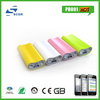 lattest portable power bank 5600mah for mobile phone accessories for ipad