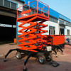 hydraulic scissor lift/lifting table/motorcycle lift table