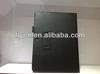 """Samsung Galaxy Tab3 10.1 Case - Slim Folding Case for Samsung Galaxy Tab 3 10.1 """" Tablet, BLACK lichi pattern (with Smart Cov"""