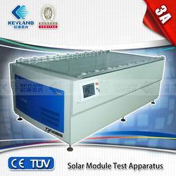 Metal Halide arc lamp Solar Panel Simulator Four-Line Measurement