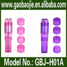 High quality strong vibration mini bullet toy vibrator, mini massage pen