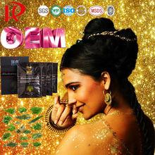 permanent hair dyeing/henna color for hair dye magic black shampoo
