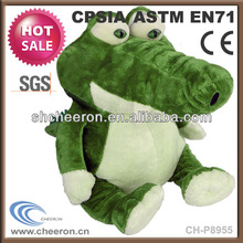 Plush stuffed best made toys stuffed animals crocodile plush toy