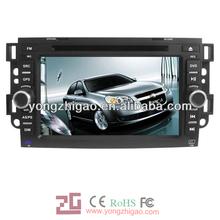 DVD car auido navigation system for Chevrolet Captiva
