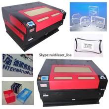 Guangzhou Ruidi Co2 Laser Cutting Engraving Machine Item No 4x3feet (1300x900mm) with 150w Power