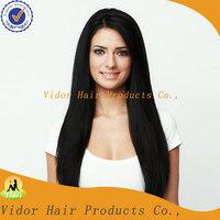 High Quality Remy 220g Clip Hair Human