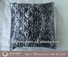 wild animal skin sofa designer print cushion wholesale