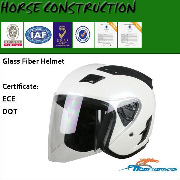 HM ECE Certificate Open Face Helmet