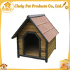 New Soft Dog House Adjustable Feet Waterproof And UV Proof Asphalt Roof Wooden Dog House Made of Solid Wood