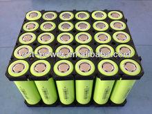 11.1V&12V 18650 panasonic lithium ion battery