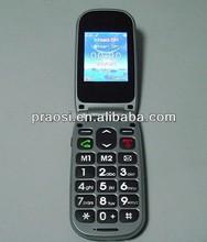 tipo flip dual sim lindo telefone móvel de china com grande número e velocidade de discagem bluetooth dual sim de telefone celular