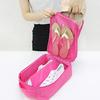 Outdoor Travel Waterproof Nylon Shoes Storage Dust Bag Case Organizer