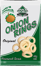 ONION RINGS SNACKS