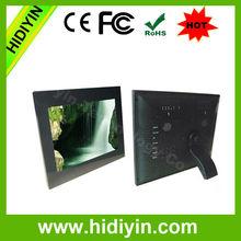 Newest 15'' multi-function decorative digital photo frame support MMC / MS / SD, U disk