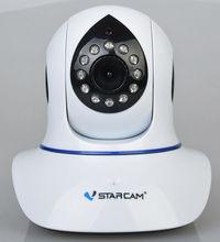 plug&play 2-way audio 10M IR distance H.264 IR indoor Wireless wifi IP Camera