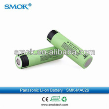 Alibaba china top selling high quality panasonic car/electric bike battery cheap price
