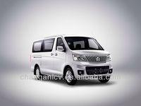 High-end light commercial bus CHANA G101 and city logistics van