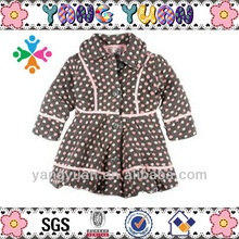 100% pu kids art smock raincoat