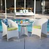 HQ design living room Furniture Wick Furniture Round Garden Set