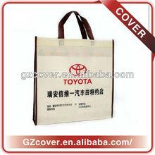 guangzhou ladies bag cusomtized branded promotion bag manufacturer