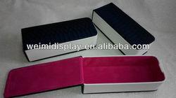 high grade leather aluminium eyeglasses case