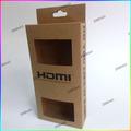 Kraft boîte de papier ordinaire, modèles pour boîtes pliantes papier fabricant