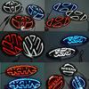 5D Car Logo Light with LED