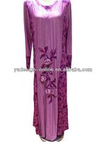 NY235 New styles 2014 burka design four colors arabic abaya