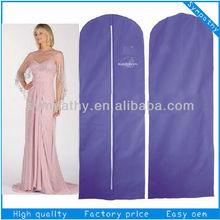 durable non woven evening dress cover