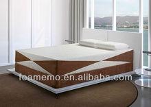 Luxury bedroom furniture memory foam mattress