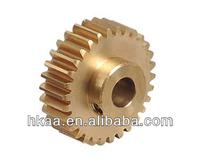 OEM step Brass Spur Gear,CNC high precision brass spur gear,Spur Gear/Hard Gear for Machine