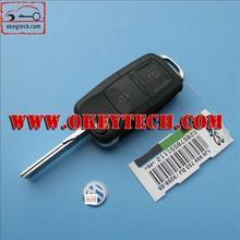 OkeyTech VW 2 button remote key control Id48 chip 433MHZ 1JO 959 753N remote key for vw remote key
